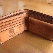ガンゾ 財布