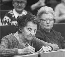 Международный день пожилых людей Википедия Международный день пожилых людей