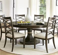 rustic round dining table. California Rustic Oak Expandable Round Dining Table T