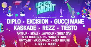 Lights All Night 2018 Gongago Dallas