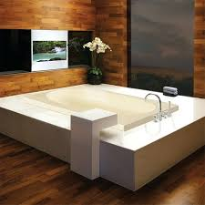 drop in bathtub x free modern bathroom surround ideas 5