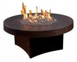 oriflamme gas fire pit table savanna stone 2145 159526 off