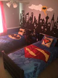 Delightful Cool Superman Bedroom Accessories 14