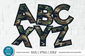 All contents are released under creative commons cc0. Camo Svg Camo Letters Svg Army Svg Camo Font Camoflage 269627 Cut Files Design Bundles