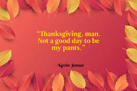 Funny Thanksgiving Quotes To Share At The Table Readers Digest