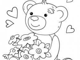 Get Well Printable Coloring Pages Cute Get Well Soon Coloring Page