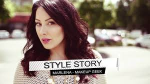 marlena the makeup geek s style story rosaline hton