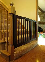 decor  tips inspiring baby gate for staircase and newel with