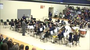 carolina springs middle school carolina springs middle school 8th grade band fall concert 2016