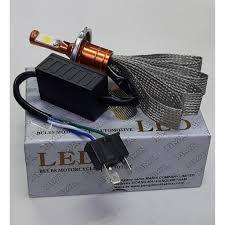 Đèn led pha xe máy tản nhiệt BMA