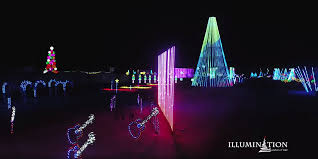 Illumination Symphony Of Light Events Massive Holiday Light Show Opens In North Phoenix