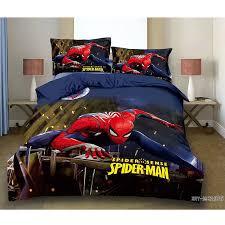 disney spider man for kid cotton bed