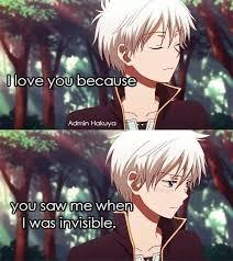 Anime Love Quotes Impressive Love Quote Akagami No Shirayukihime Akagami No Shirayukihime