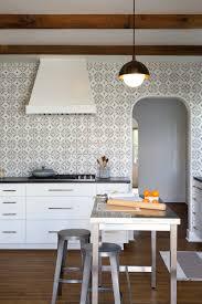 Black White Kitchen Tiles Tile Kitchen Backsplash Ideas With White Cabinets Home