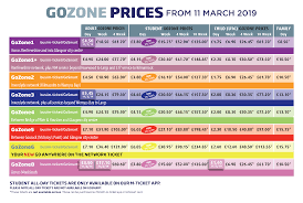 check out our fantastic fares