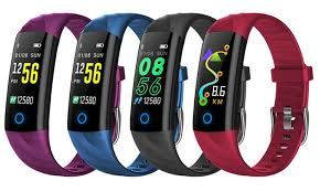 Up To 70% Off on JYouPro 0.96'' Color Smart Fi... | Groupon Goods