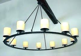 pillar candle chandelier brilliant most outstanding rectangular with design intended for