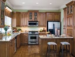 Medium Oak Kitchen Cabinets 28 Best Images About Traditional Style Cabinets On Pinterest