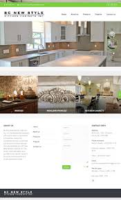 Bc New Style Kitchen Cabinets Competitors Revenue And Employees