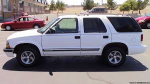 Chevrolet Blazer Suv In Las Vegas, NV For Sale ▷ Used Cars On ...