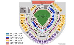 Petco Park Seating Chart