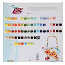 Duncan Ez Color Chip Chart