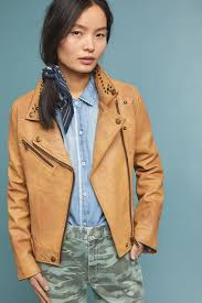 frye the biker studs leather moto jacket anthropologie 648
