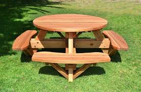 lifetime round picnic table furniture round forever picnic table options exquisite wood furniture large size of