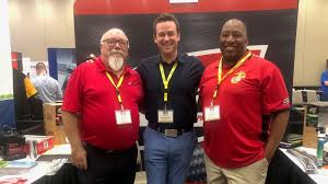 """Mighty Auto Parts on Twitter: """"#FlashbackFriday to last month and the Tuffy  Dealer Meeting & Tradeshow. This image epitomizes what Mighty is all about:  genuine and effective partnership. Featured: franchise partners Jeff"""