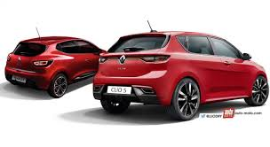 renault 5 2018. simple 2018 2016 renault clio vs 2018 rendering rear three quarters in renault 5