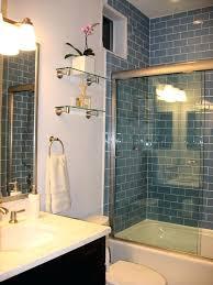 blue glass tile bathroom blue green glass tile bathroom ideas large sky blue glass subway tile