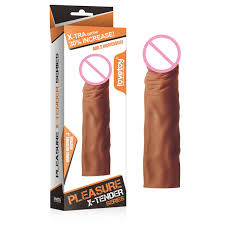 Lovetoy Silicone <b>Reusable</b> Dildo <b>Condoms</b> Flexible <b>Penis</b> Sleeves ...