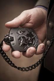 diesel mr daddy watch at buckle com watches un reloj de bolsillo futurístico ¿qué te parece