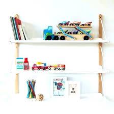 wall mounted bookshelves for kids kid wall shelves charming kids wall bookshelf shelves white wall mounted