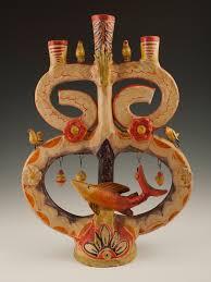 Candelabra by Aurelio Flores, Mexico - Art of the Americas