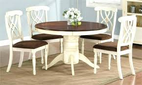 living dazzling round kitchen dinette sets 38 white table set dazzling round kitchen