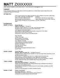 Sample Architect Resume Ideal Architect Resume Samples Free Career