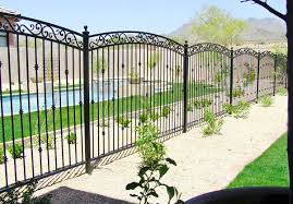 Wrought Iron Fence Companies Houston TX Lifetime Fence Iron Handrails