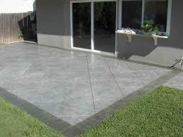 impressive on poured concrete patio decorative stamped concrete patio patio design outdoor decorating suggestion