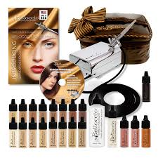 bel studio airbrush kit review mist makeup foundations why airbrush