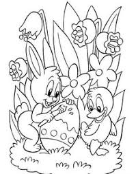 260 Best Easter Coloring Sheets Images In 2018 Easter Bunny