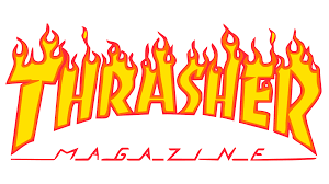 Thrasher Logo, Thrasher Symbol, Meaning, History and Evolution