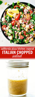 California Pizza Kitchen Palm Beach Gardens 100 Chopped Salad Recipes On Pinterest Chopped Salads Healthy