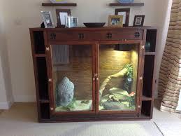 terrarium furniture. bearded dragon tank out of furniture google search terrarium