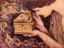 the story of pandora s box pandoras box greek mythology