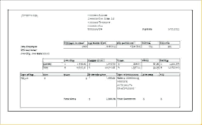 Pay Stub Samples Templates Sample Templates Thescom Intuit Payroll Pay Stub Template Employee 1099
