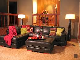 Image Of: Perfect Brown Living Room Ideas