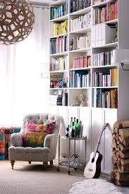 bining an open and closet storage is always a smart decision