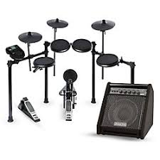 simmons sd550. alesis nitro electronic drum kit and simmons da50 monitor sd550 m