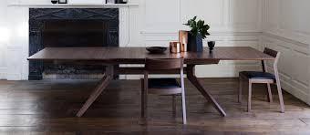 contemporary furniture dining tables. contemporary-cross-extending-table-matthew-hilton-case-furniture contemporary furniture dining tables l